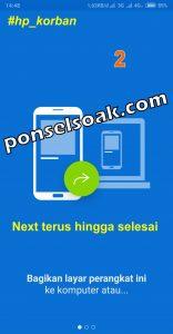 Cara Menyadap WhatsApp Aplikasi Team Viewer QuickSupport 2