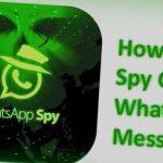Cara Menyadap Whatsapp Jarak Jauh Tanpa Menyentuh Hp Korban
