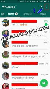 Cara Membuat Grup WhatsApp 1