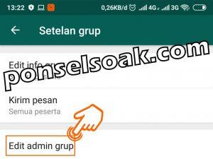 Cara Menambah Anggota Grup WhatsApp 4