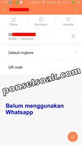 Cara Melihat Kontak Whatsapp 3