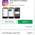 Cara Download Instagram Story 100% Free [Lengkap]