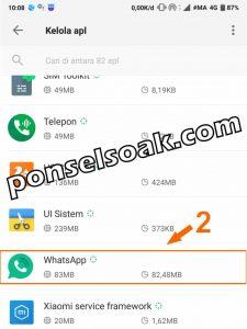 Mengatasi Whatsapp Tidak BIsa Kirim Video 3