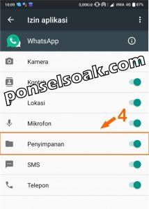 Mengatasi Whatsapp Tidak BIsa Kirim Video 5