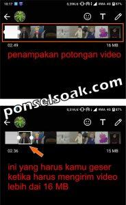 Mengatasi Whatsapp Tidak BIsa Kirim Video 6