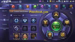 Build Emblem Alucard Mobile Legends 2