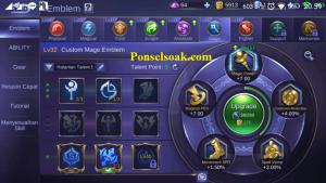 Build Emblem Aurora Mobile Legends 2