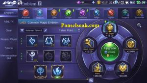 Build Emblem Eudora Mobile Legends 1