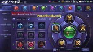 Build Emblem Freya Mobile Legend 2