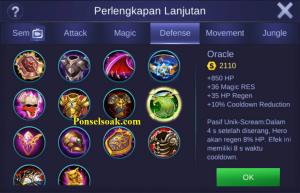 Build Gear Akai Mobile Legends 4