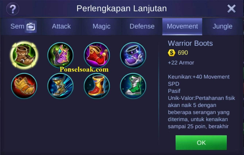 Build Gear Alucard Mobile Legends 1