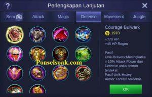 Build Gear Estes Mobile Legends 6