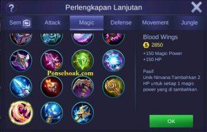Build Gear Eudora Mobile Legends 6
