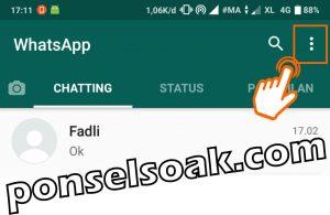 Cara Melihat Status WhatsApp Seseorang Tanpa Ketahuan 7