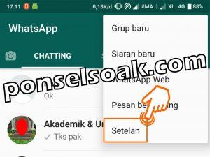 Cara Melihat Status WhatsApp Seseorang Tanpa Ketahuan 8