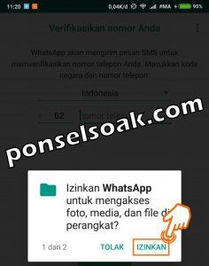 Cara Membuat Pesan WhatsApp Ceklis 1 Padahal Sudah Dibaca 9 1