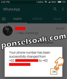Cara Membuka Whatsapp yang Diblokir Teman 11