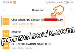 Cara Menyadap WhatsApp Lewat Gmail 15