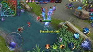 Skill 1 Eudora Mobile Legends Forked Lightning