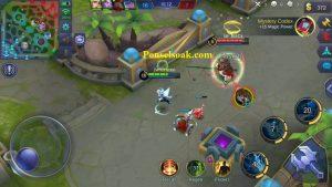 Skill 2 Eudora Mobile Legends Electric Arrow