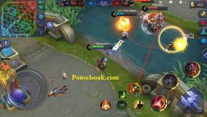 Skill 2 Hanabi Mobile Legends Void Projectile