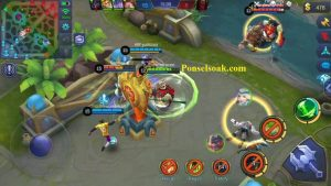 Skill Ultimate Akai Mobile Legends Hurricane Dance