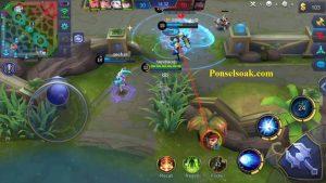 Skill Ultimate Aurora Mobile Legends Coldness Destroy