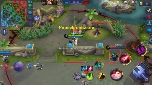 Skill Ultimate Pharsa Feathered Air Strike Mobile Legends