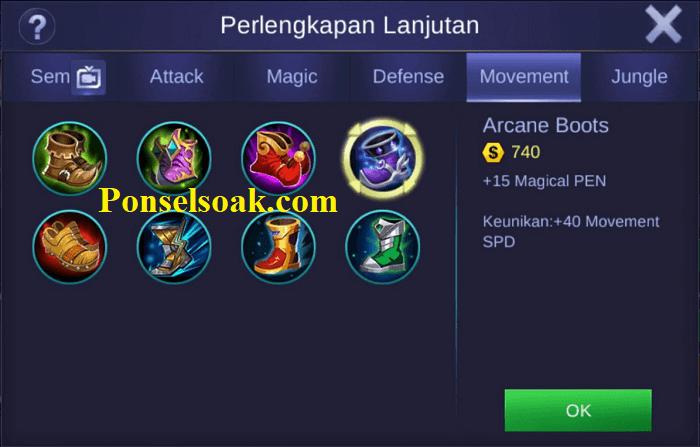 Build Gear Cyclops Mobile Legends 1