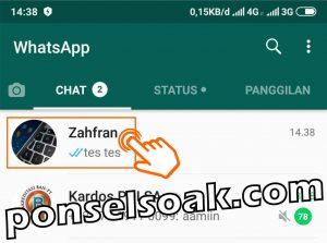 Cara Video Call Group WhatsApp 1
