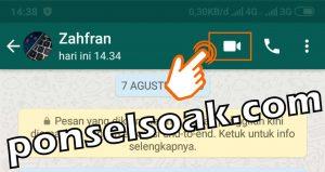 Cara Video Call Group WhatsApp 2