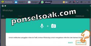 Cara Video Call WhatsApp di PC 23