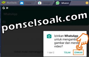 Cara Video Call WhatsApp di PC 24