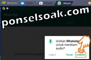 Cara Video Call WhatsApp di PC 25