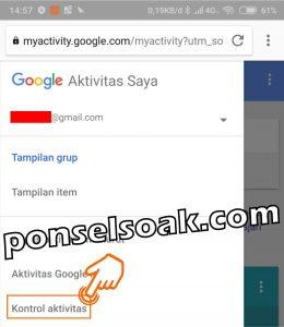 Cara menyadap hp sub judul google maps dll 27