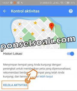Cara menyadap hp sub judul google maps dll 28