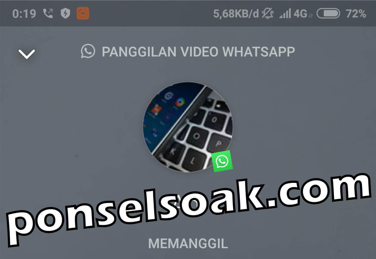 Kenapa Video Call WhatsApp Tidak Ada Suaranya